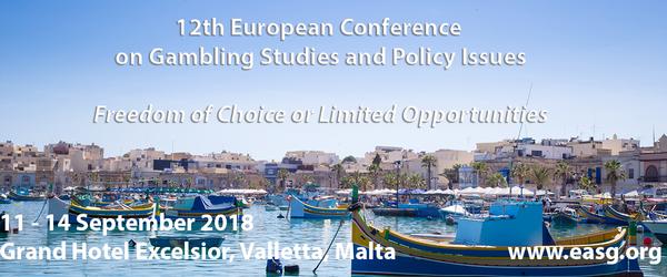 Conferința Europeană pentru Studiile Jocurilor de Noroc